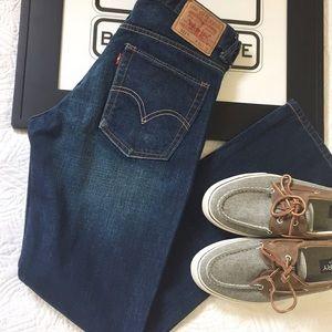 Levi's 511 Skinny Jeans 31x32